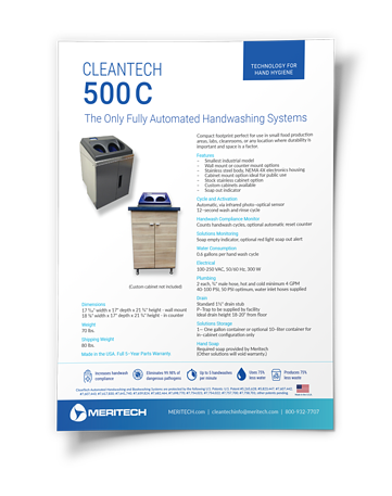 CleanTech-500C-Spec-Sheet-thumbnail