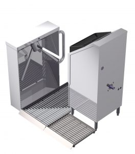 CleanTech 2000SCA Turnstile