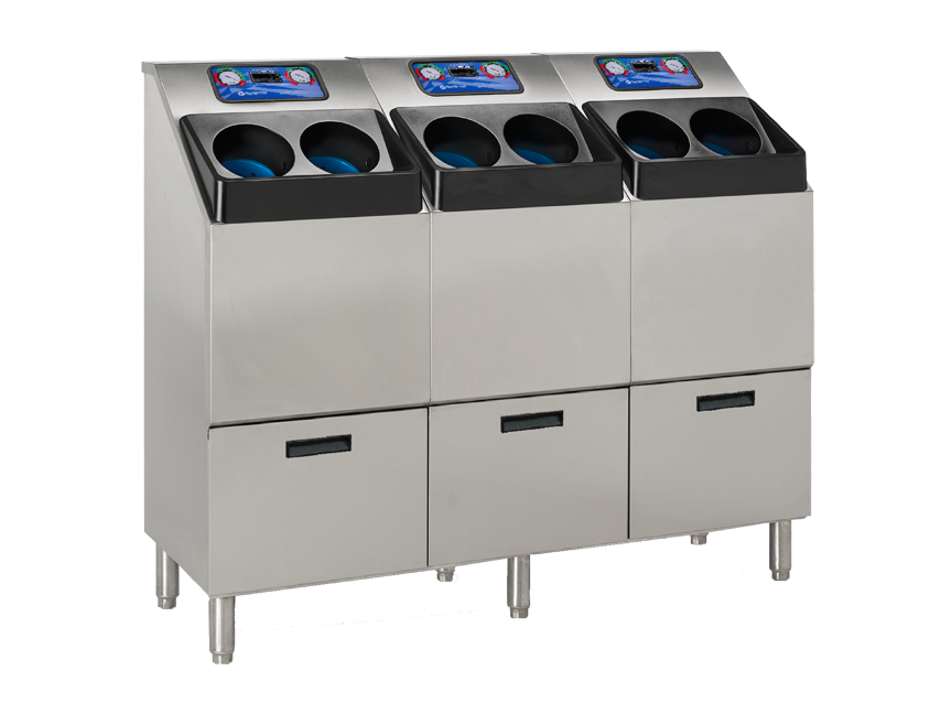 CleanTech 4000S Automatic Handwashing Station
