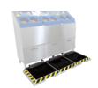 Wetted Boot Dip enhancement for the 2000S CleanTech Automated Handwashing Station