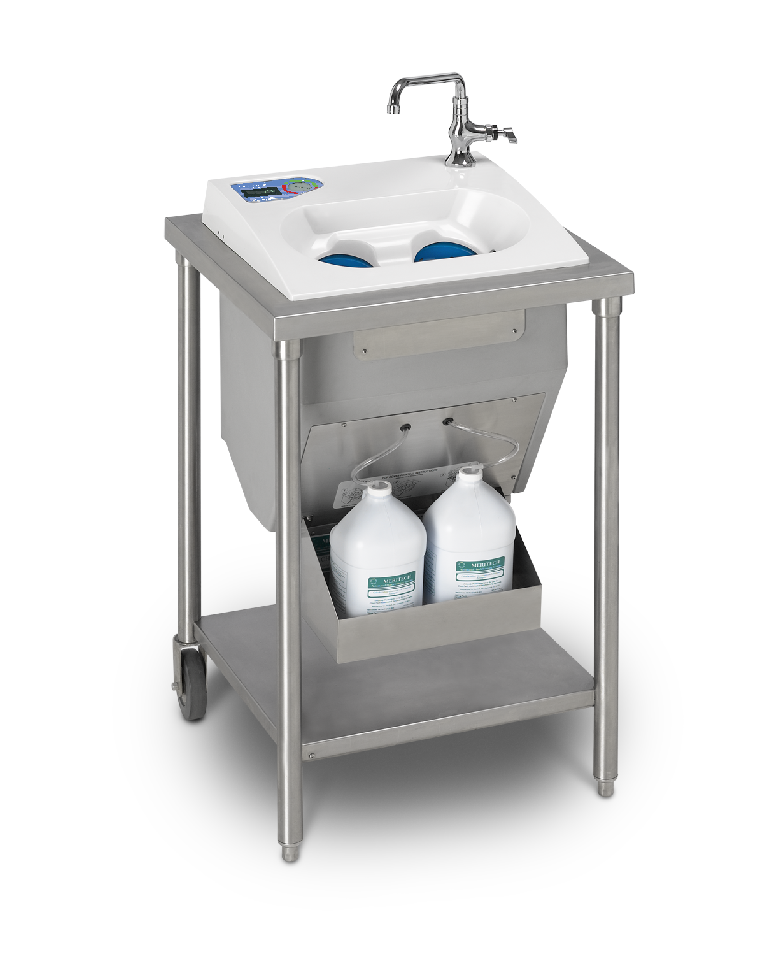 CleanTech 400 Automatic Handwashing Station for Medium-Sized Businesses