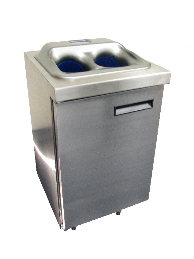 CleanTech ELF-C Automatic Hand Washing Station for CleanRooms & Hospitals