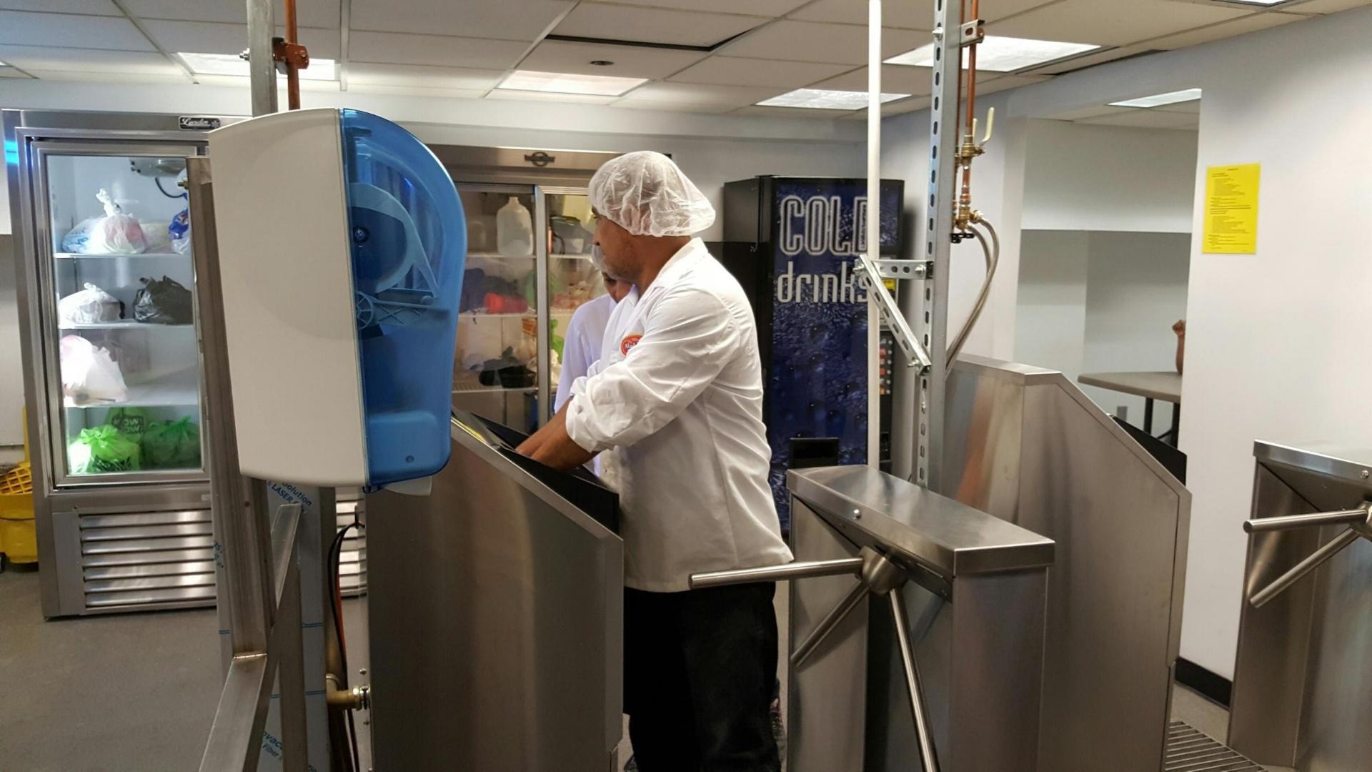 Meritech Handwashing Systems