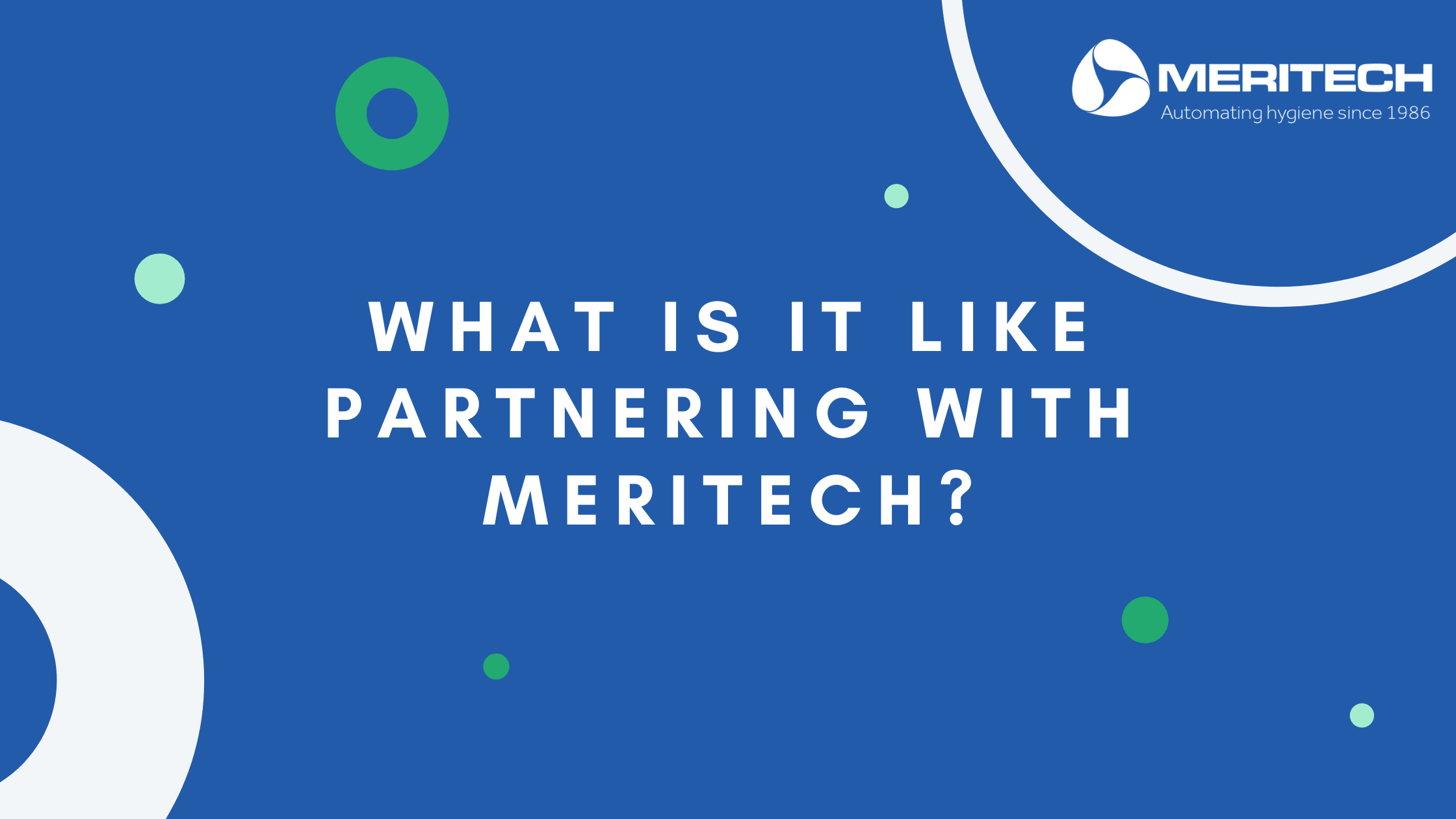 What is it like partnering with Meritech?