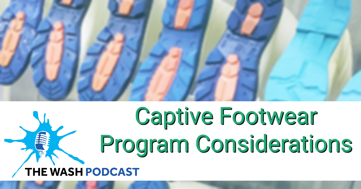 Captive Footwear Program Considerations