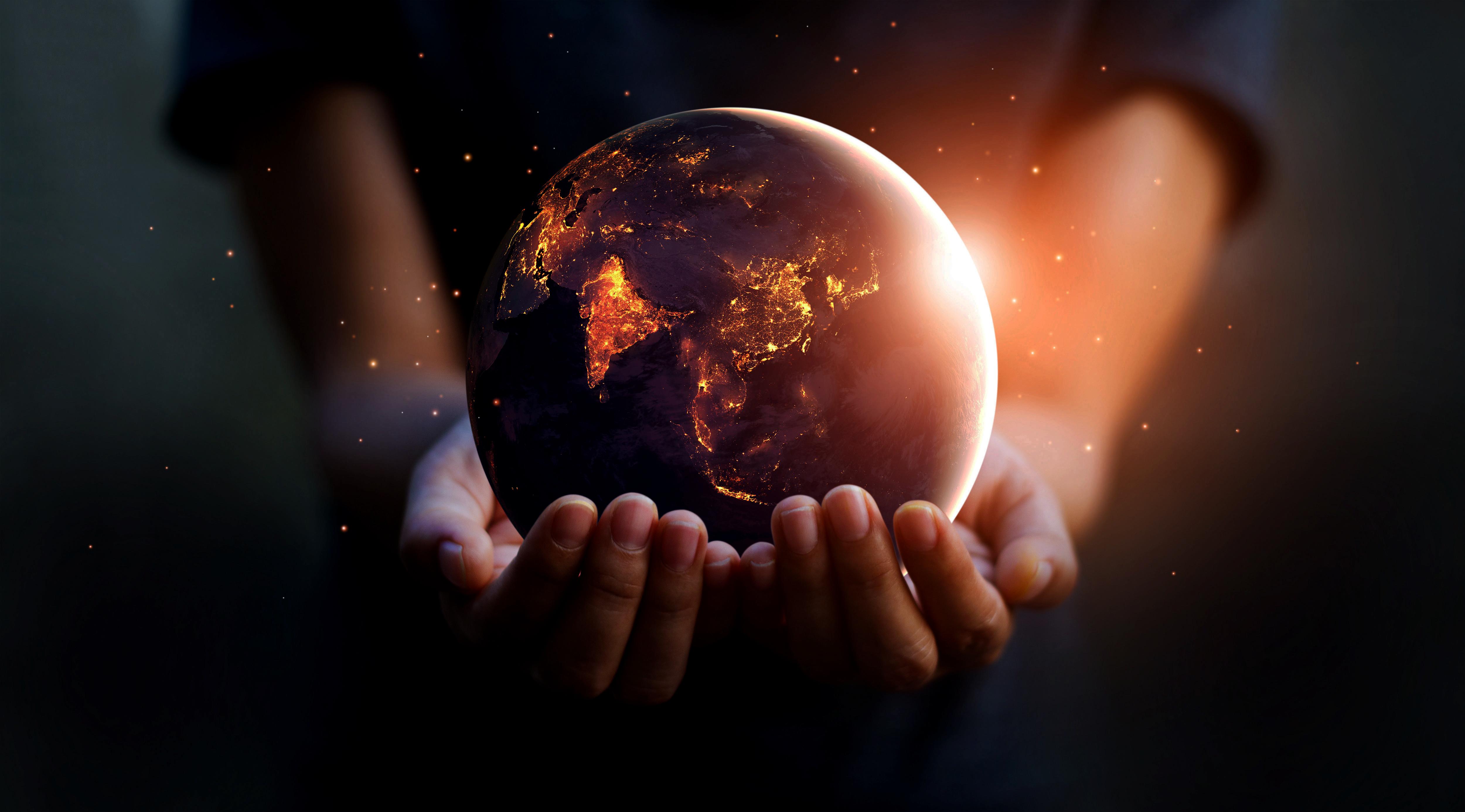 Dark_Hands Holding World