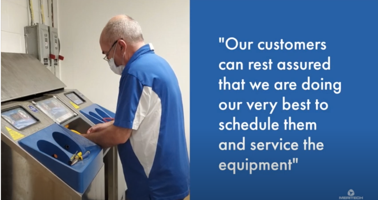 How We're Supporting our Customers at the Front Lines While Ensuring Hygiene and Safety