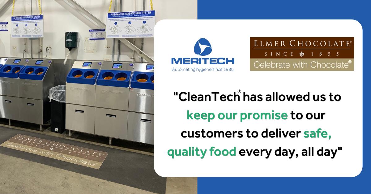 Customer Success Story: Elmer Candy Corporation