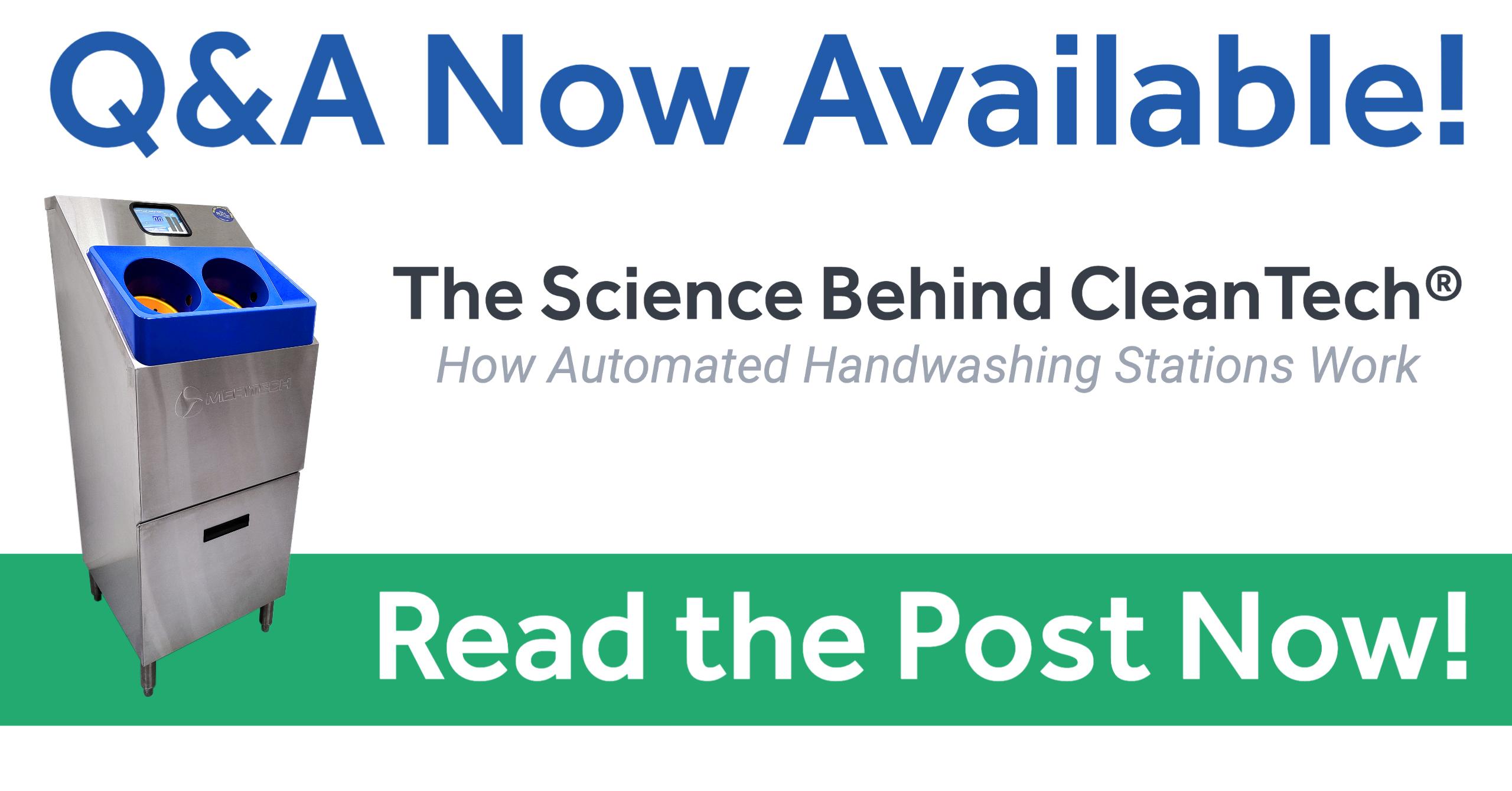 Webinar Q&A: The Science Behind CleanTech®