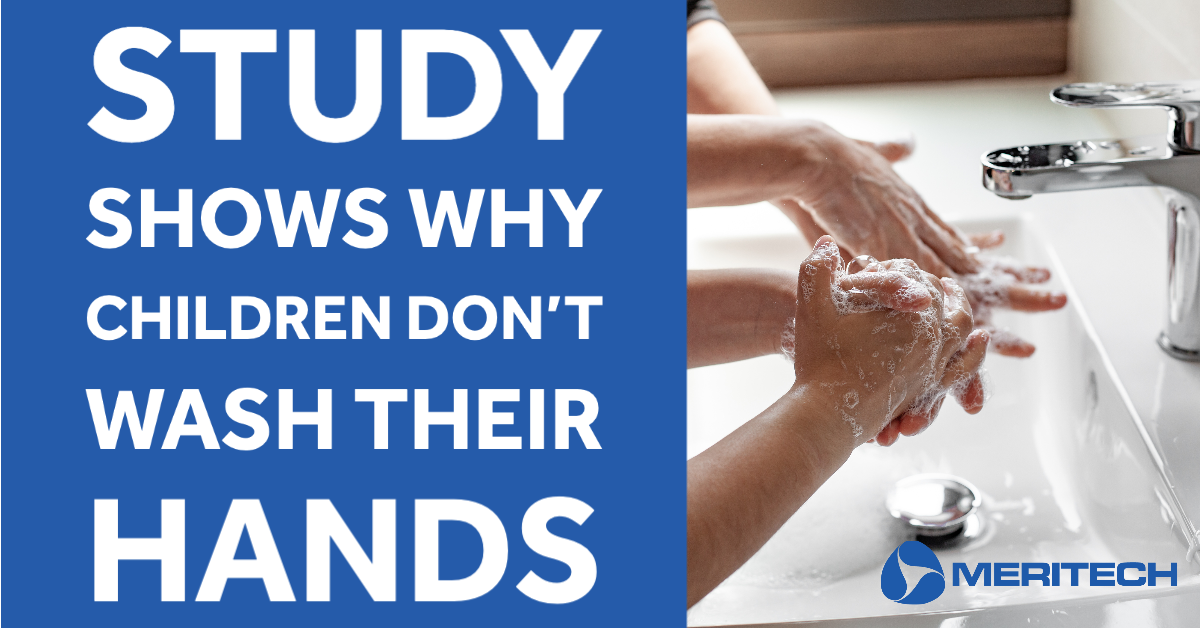 School Health Study Shows Why Children Don't Wash Their Hands