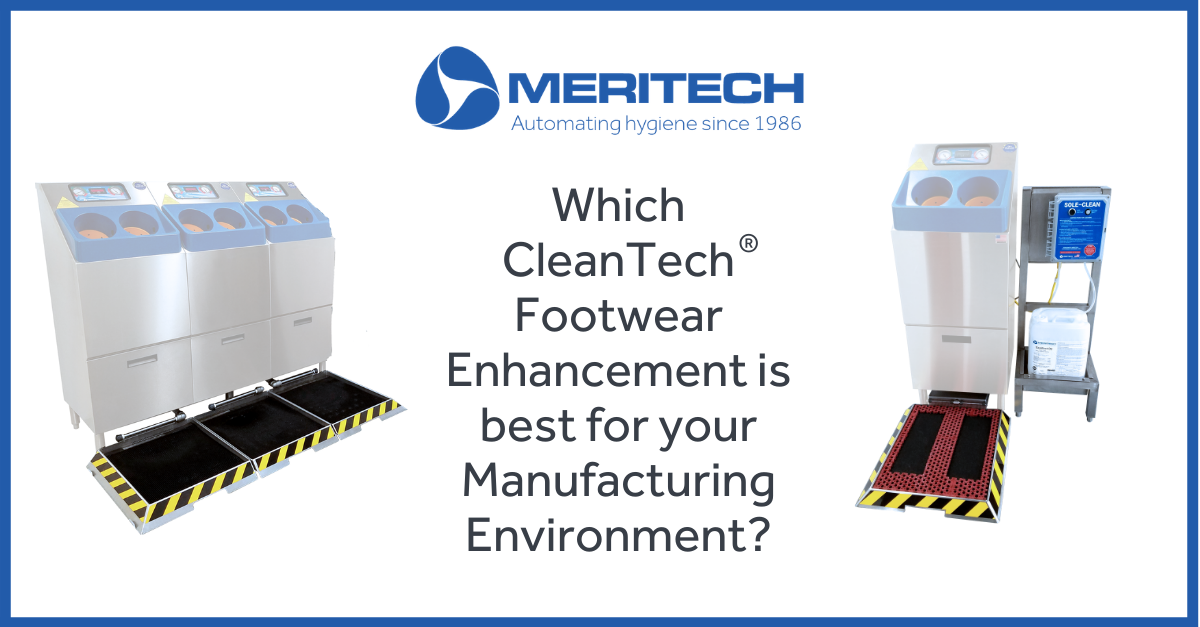 Where can CleanTech® Footwear Enhancements be used?