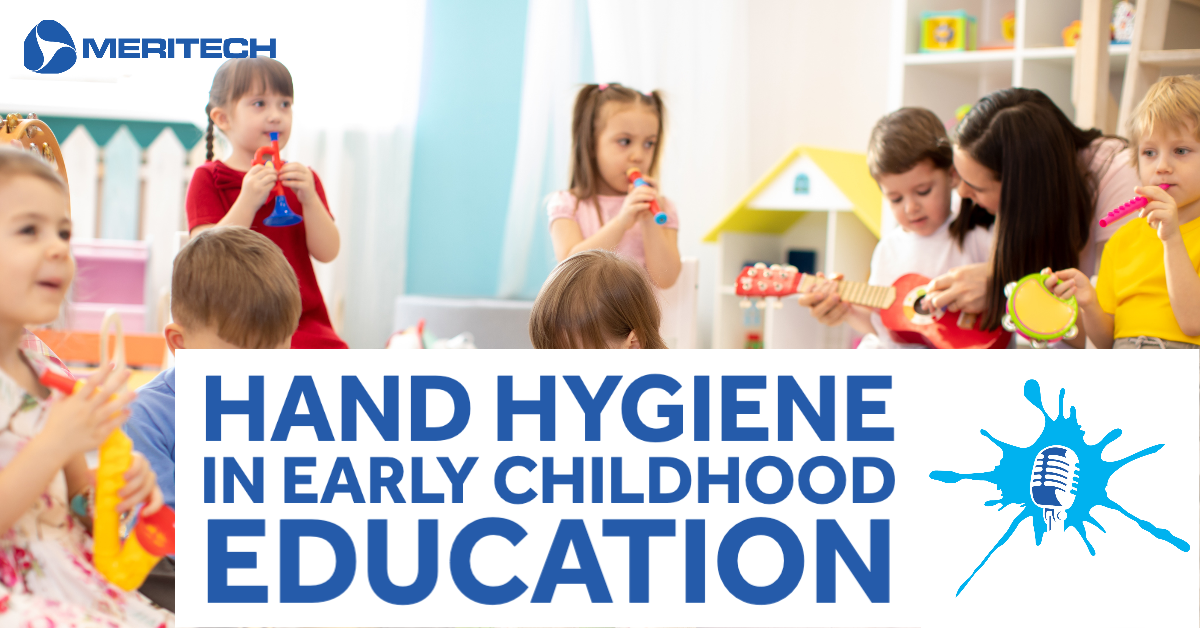 The Wash Podcast: Hand Hygiene in Early Childhood Education