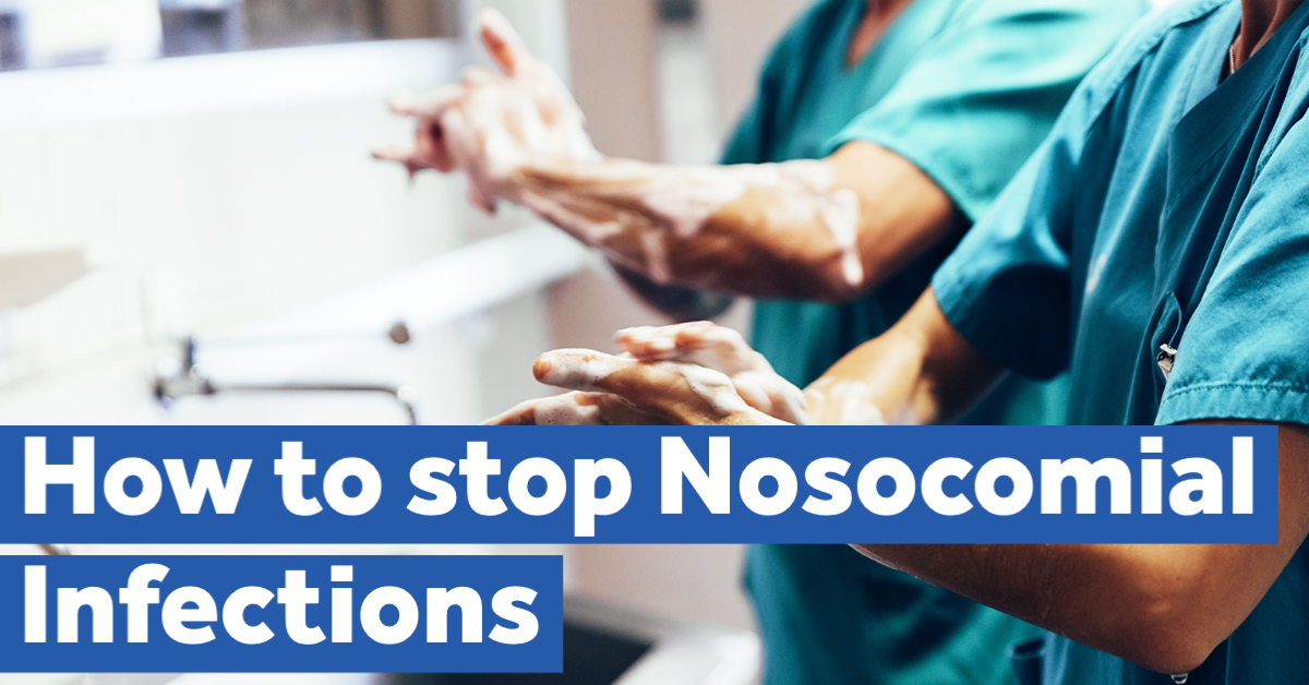 How to Stop Nosocomial Infections With Handwashing