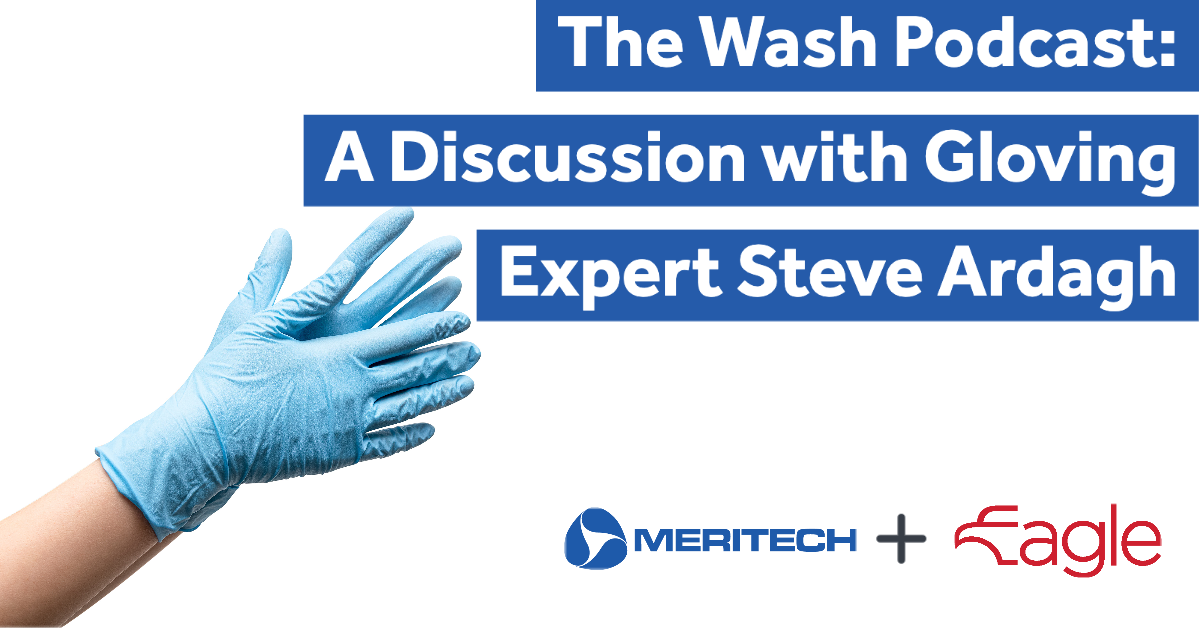 The Wash Podcast: A Discussion with Gloving Expert Steve Ardagh