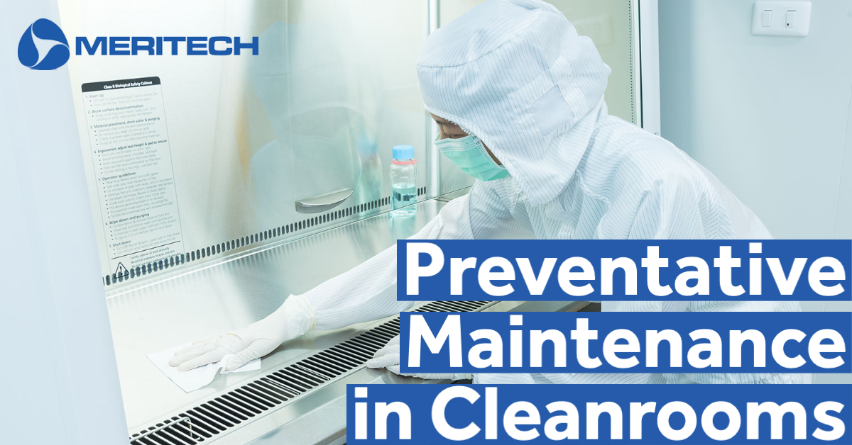 Preventative Cleanroom Maintenance and Cleaning